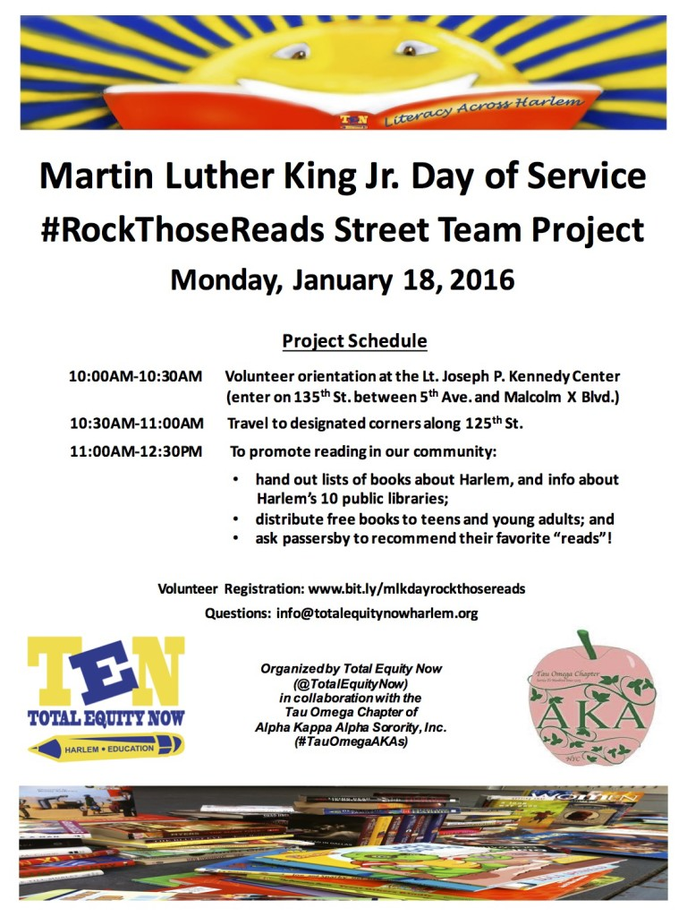 MLK Day of Service 2016_RockThoseReads Street Team Flyer_FINAL